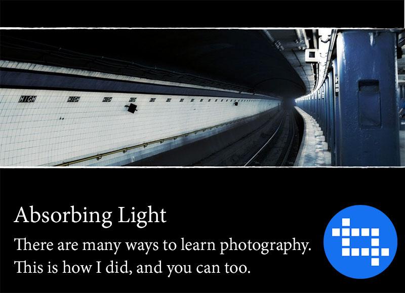 Scott Wyden Kivowitz - Absorbing Light