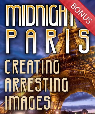 Trey Ratcliff - Midnigh in Paris