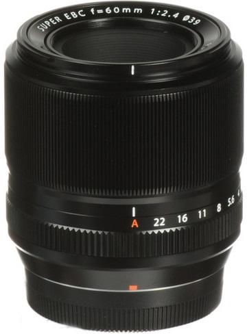 Fuji 60mm Macro