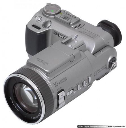 SonyF707