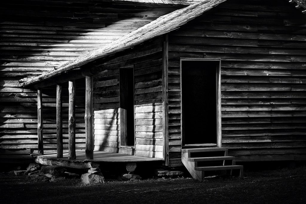 Home in Cades Cove