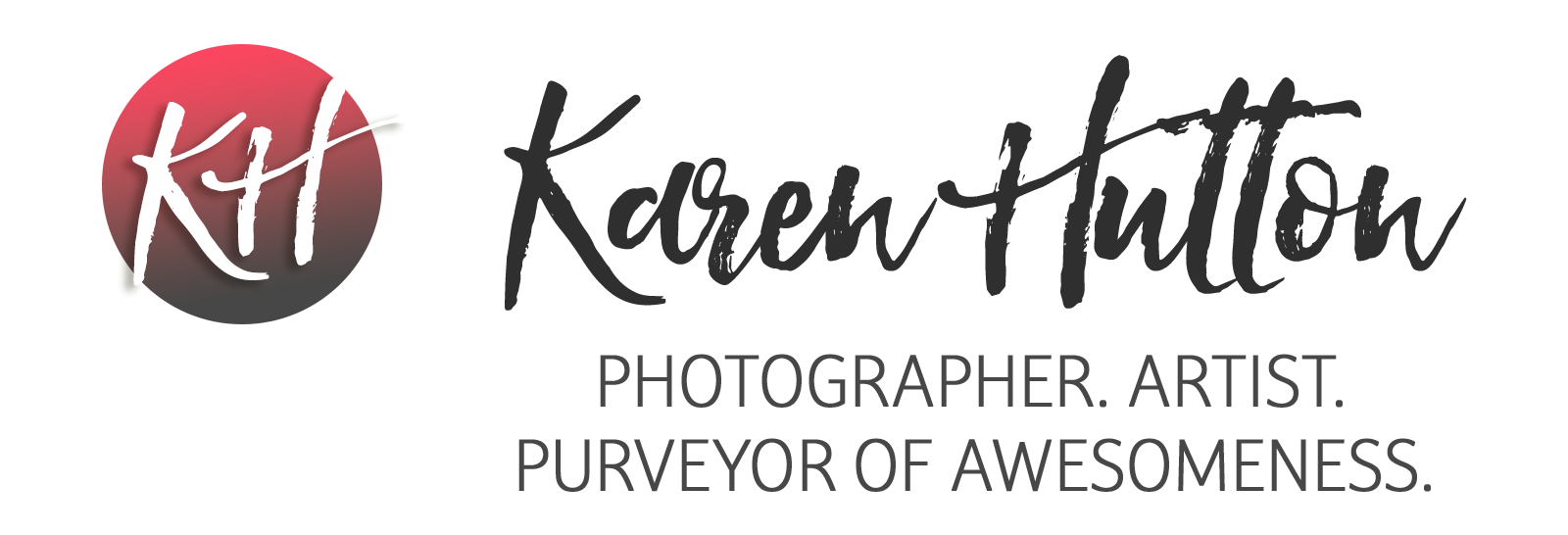 Karen Hutton Photographer. Voice. Purveyor of Awesomeness.
