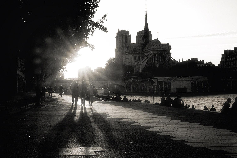 SunsetAlongTheRiver