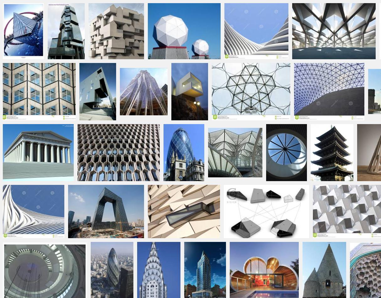 Architecture - Geometric
